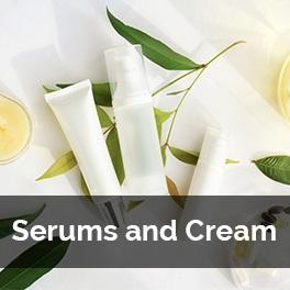 Serum and Creams
